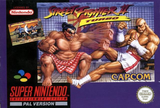 Street Fighter Ii Turbo V1 0 Rom Snes Game Download Roms
