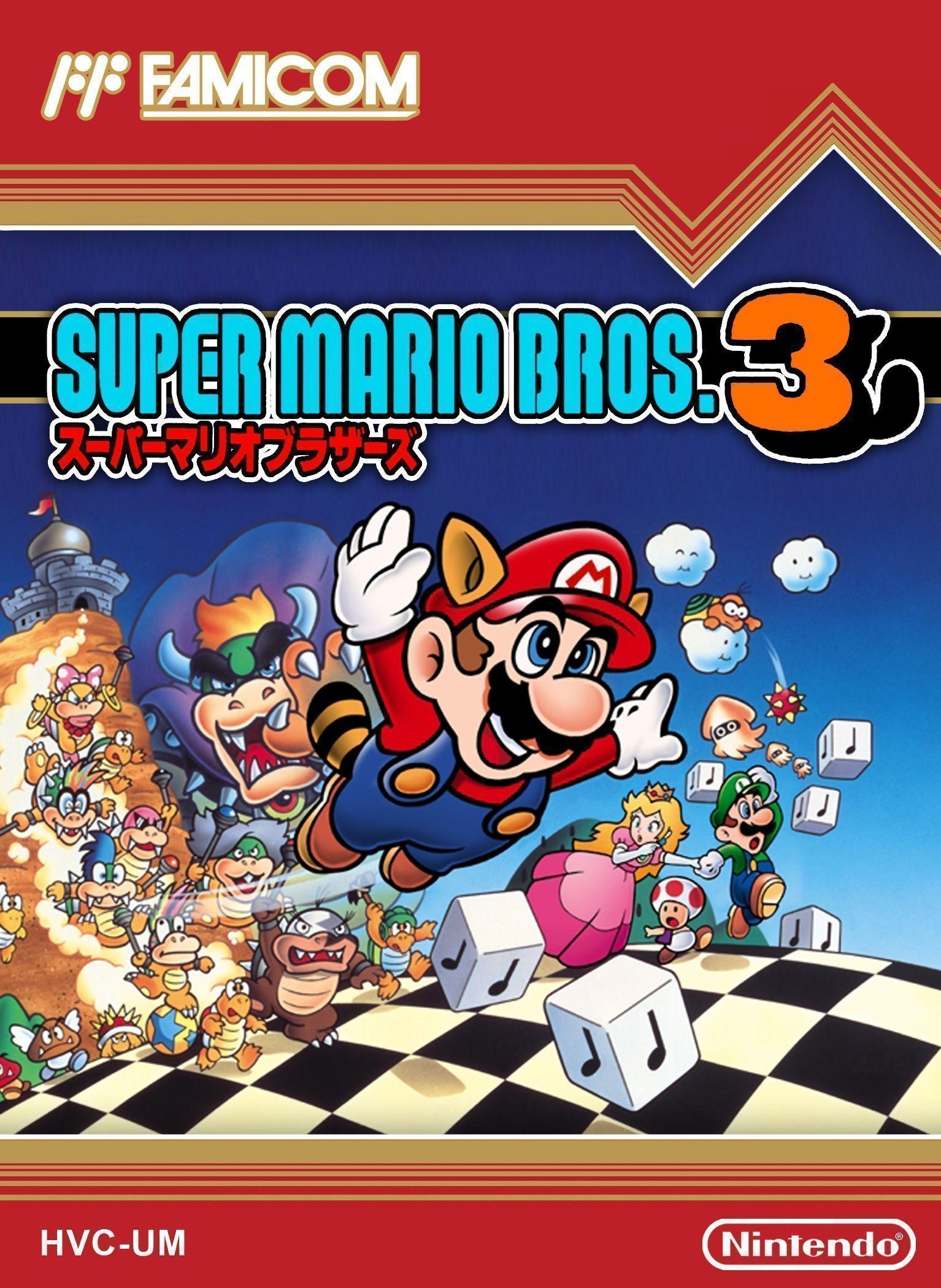 Super Mario Bros 3 P2 Rom Nes Game Download Roms