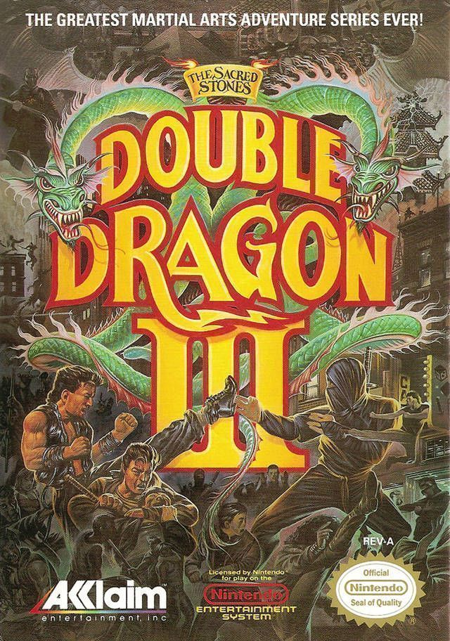 Double Dragon 3 The Sacred Stones T Span1 0 Rom Nes Game Download Roms