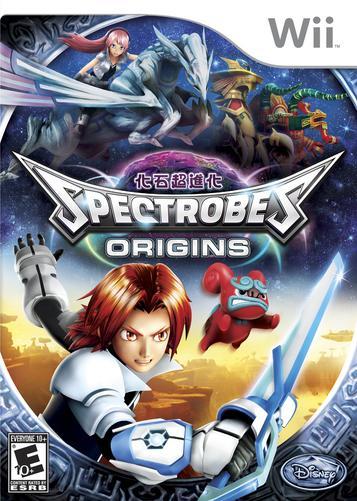 SPECTROBES 2 DS TÉLÉCHARGER