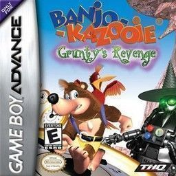 Banjo Kazooie Grunty S Revenge Gba Rom Gba Game Download Roms