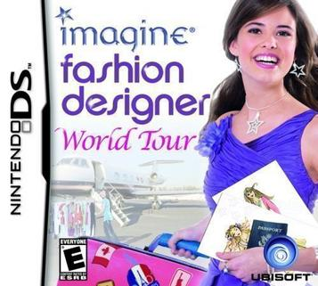Imagine Fashion Designer World Tour Rom Nds Game Download Roms