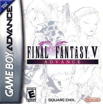 Final Fantasy 5 Advance Rom Gba Game Download Roms