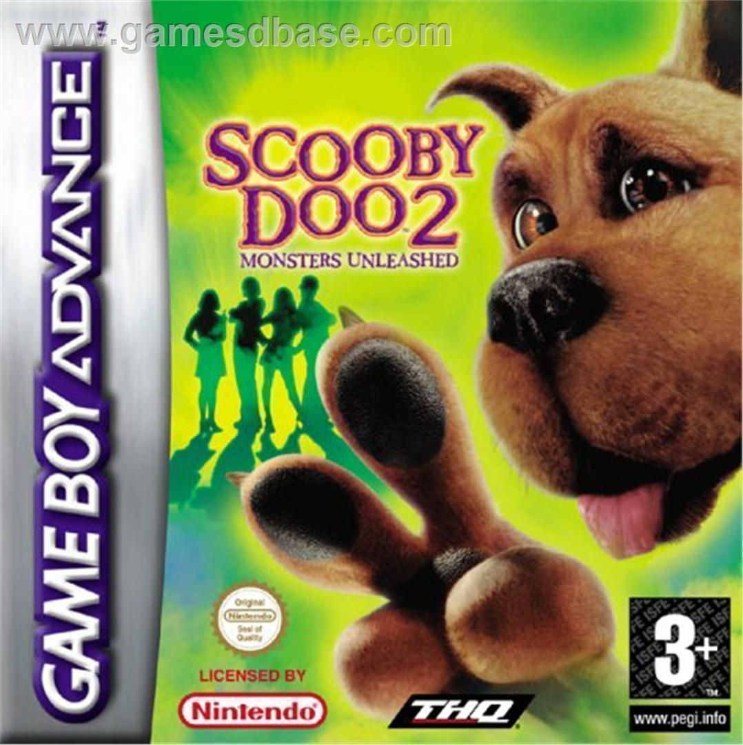 Scooby Doo 2 Monsters Unleashed Rom Gba Game Download Roms