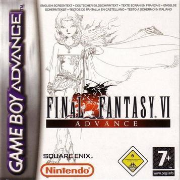 Final Fantasy Vi Advance Rom Gba Game Download Roms