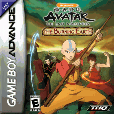 Download avatar the last airbender rom.
