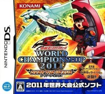 GI NDS 2011 YU OH FR WORLD 5DS CHAMPIONSHIP TÉLÉCHARGER