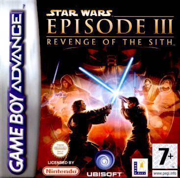Star Wars Episode Iii Revenge Of The Sith Rivalroms Rom Gba Game Download Roms