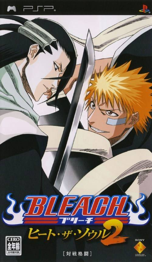 Bleach Heat The Soul 2 Rom Psp Game Download Roms